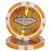 15g Clay Laser Las Vegas Chip - 10000 - DiscountCasinoGear.com