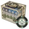 600 Poker Chip Sets with Acrylic Carrier