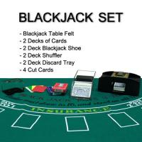 Blackjack sets